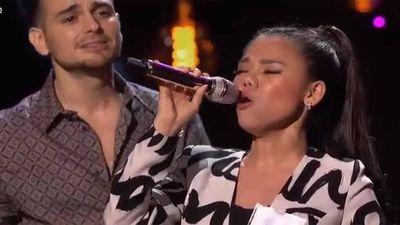 Minh Như bị chê ồn ào khi hát 'Stronger' tại American Idol 2019