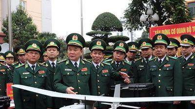 UAV cầm tay của Biên phòng Việt Nam có gì đặc biệt?