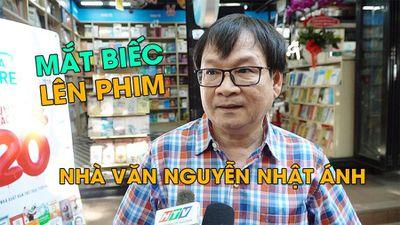 Nhà văn Nguyễn Nhật Ánh: 'Truyện lên phim, người hâm mộ thưởng thức một món ăn tới hai lần'