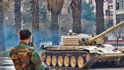 Syria tự cải tiến lực lượng tăng thiết giáp, bài học sống còn trên chiến trường?