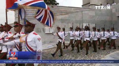 Hoàng gia Anh lần đầu tới thăm Cuba