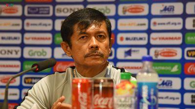HLV U23 Indonesia có hành động đẹp với U23 Việt Nam