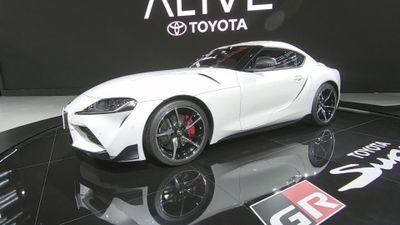 Đánh giá nhanh 'hàng nóng' Toyota TR Supra 2020