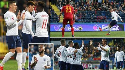 Anh, Pháp đại thắng, Bồ thoát thua sau khi thay Ronaldo