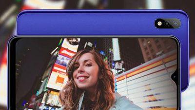 Trên tay smartphone camera kép, giá 2,99 triệu sắp lên kệ ở Việt Nam
