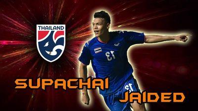 Clip: Tài săn bàn của Supachai Jaided - Chân sút chủ lực U23 Thái Lan