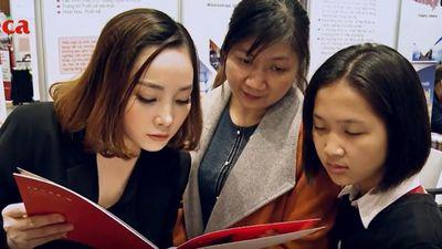 Triển lãm giáo dục Seneca 2019 tại Hà Nội