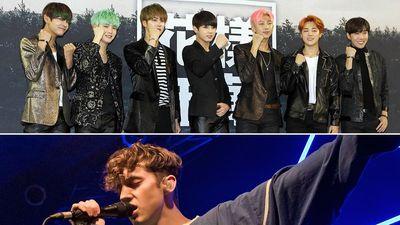 Đứng trước lời mời hợp tác từ BTS, Troye Sivan có động thái đầu tiên