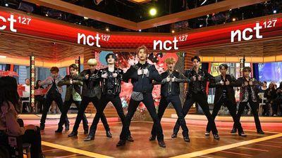 NCT 127 tự tin hát live 'Superhuman' tại Mỹ