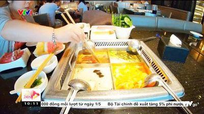 CLIP: Tiền ăn hàng quán của người Trung Quốc nhiều hơn GDP Thái Lan