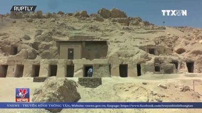 Ai Cập mở cửa ngôi mộ cổ 3.500 năm tuổi