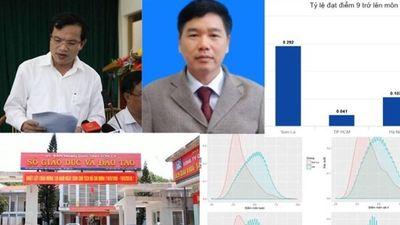 Vì sao con lãnh đạo huyện ở Sơn La được nâng 11 điểm vẫn được học Đại học Luật?