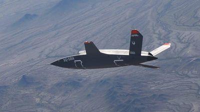 Mỹ bí mật thử nghiệm UAV tàng hình mới