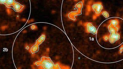 Ngoạn mục ảnh phân giải cao khu vực hình thành sao 'khủng' Milky Way