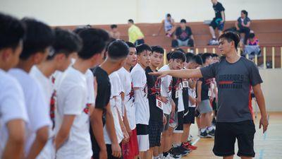 Thang Long Warriors đón 120 thí sinh tham dự tuyển quân cho VBA 2019