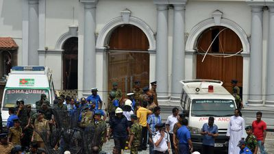 Đánh bom ở Sri Lanka: 300 người thương vong