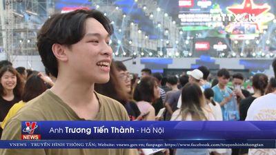 Cuộc đua của những cỗ máy tốc độ tại Hà Nội
