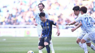 Incheon gặp đối thủ mạnh, Công Phượng lại có cơ hội ra sân?