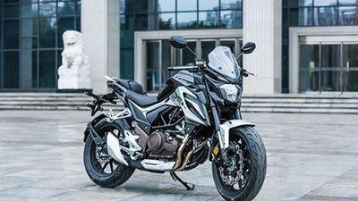 'Soi' xe môtô Trung Quốc - Lifan KP350 giá chỉ 85 triệu đồng