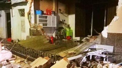 Bà Rịa-Vũng Tàu: Nổ lớn, nhà đổ sập khiến 1 người tử vong