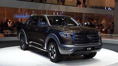 Bán tải Trung Quốc - Great Wall có cửa cạnh tranh Ford Ranger?