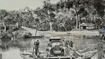 Hé lộ hình độc về cao nguyên Di Linh 100 năm trước