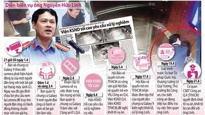 Toàn cảnh vụ khởi tố ông Nguyễn Hữu Linh sàm sỡ bé gái trong thang máy
