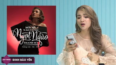 'Hóa thân' Thanh Hà, Đinh Bảo Yến hát 'Mới mẻ nào cũng ngọt ngào' cực hay