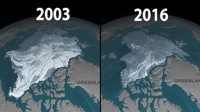 NASA cảnh báo trái đất đang tiếp tục nóng lên