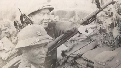 Đại tướng Lê Đức Anh và cuộc chiến bám trụ, chống địch bình định