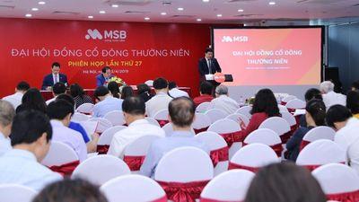 Ngân hàng MSB niêm yết vào quý 3/2019
