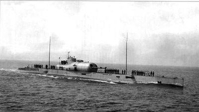 Bất ngờ siêu tàu ngầm mạnh nhất của Pháp trong CTTG 2