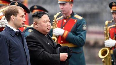 Chủ tịch Kim Jong-un đến Vladivostok chuẩn bị cuộc gặp thượng đỉnh với tổng thống Putin