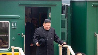 Nhà lãnh đạo Triều Tiên Kim Jong-un tới thành phố Vladivostok - Nga