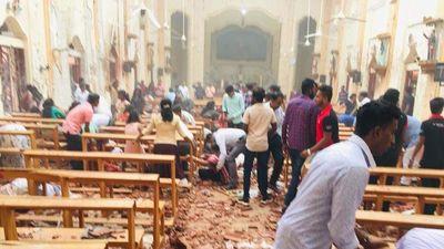 Thêm một vụ nổ xảy ra ở Sri Lanka sau các vụ đánh bom liên hoàn