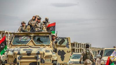 Lực lượng Quân đội Quốc gia Libya tiếp tục chiến dịch tấn công về Tripoli