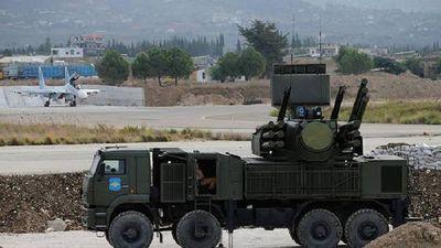 Thánh chiến lại tiếp tục tập kích rockets vào căn cứ Hmeimim, Lattakia