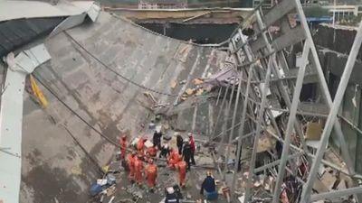 Sập hộp đêm ở Trung Quốc khiến 3 người chết, gần 90 người bị thương