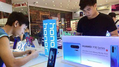 Điện thoại Huawei bị ép giá còn 1 triệu đồng tại Việt Nam