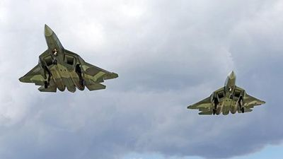 Báo Nga: Việt Nam nằm trong top 5 nước mua Su-57