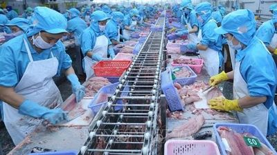 Thủy sản Việt rộng đường vào thị trường Trung Quốc