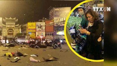 Nữ lái xe gây tai nạn ở Hàng Xanh bị truy tố đến 10 năm tù