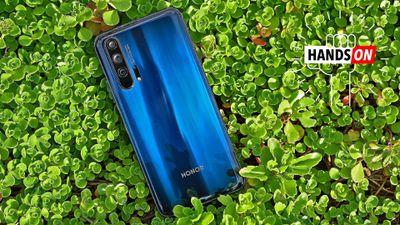 Ra mắt giữa tâm bão, Huawei Honor 20 Pro có gì đặc biệt?