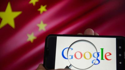 Đường về Trung Quốc xa hơn với Google