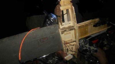 Thánh chiến sử dụng UAV mang bom tấn công căn cứ sân bay Hama Syria