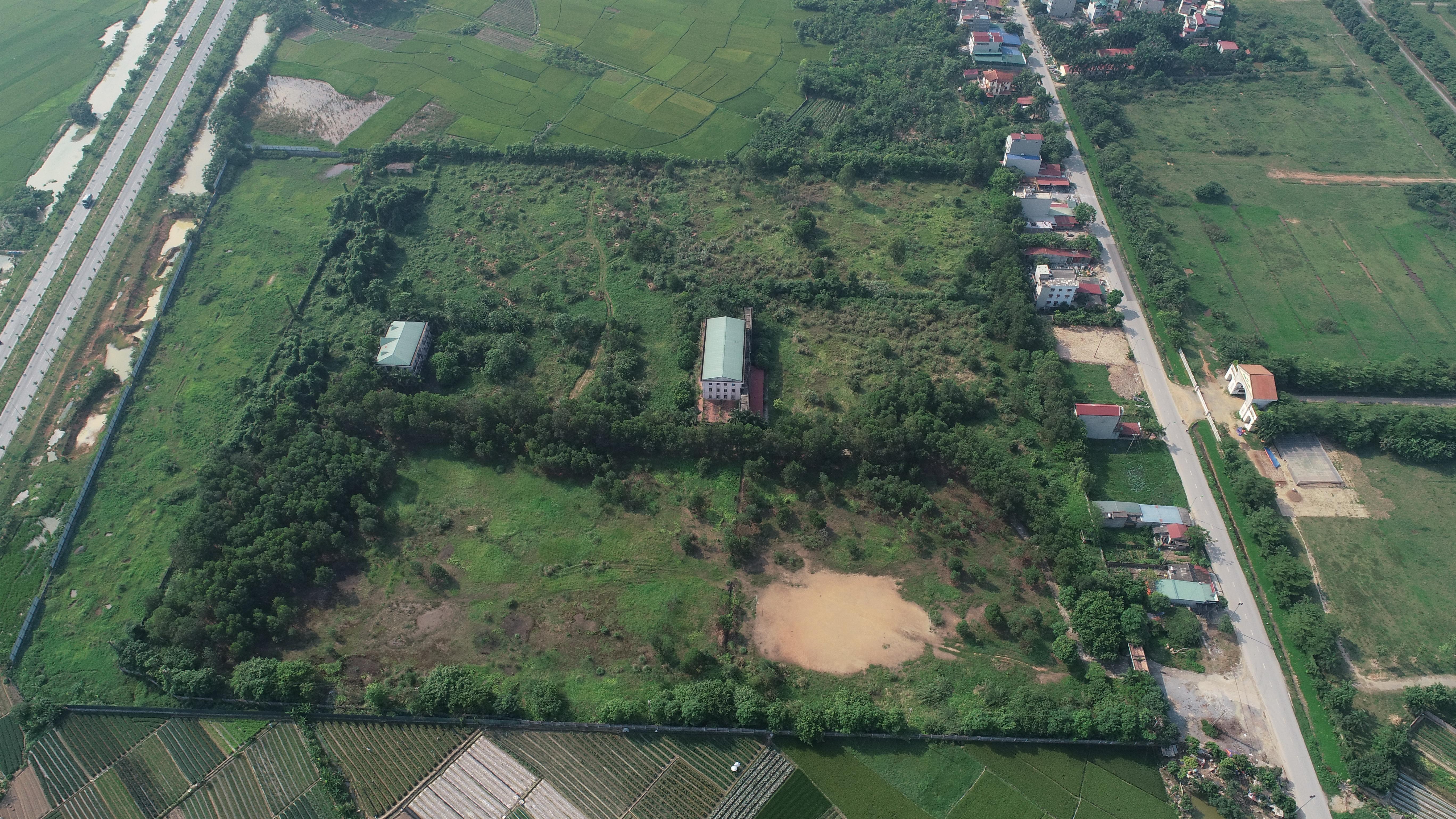 'Đói' vốn, dự án bệnh viện 2.700 tỷ đồng ở Hà Nội trở thành chỗ nuôi gà