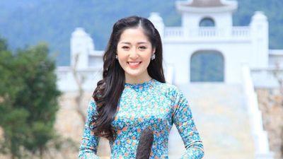 Nữ MC truyền hình ở Quảng Ninh được mệnh danh 'hot girl thời tiết'