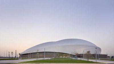 Mãn nhãn kiến trúc sân vận động đầu tiên cho World Cup 2022