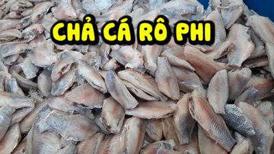 Người phụ nữ biến chả cá rô phi thành đặc sản xứ Cà Mau