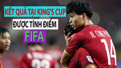 King's Cup rất quan trọng, giúp Việt Nam tích lũy điểm FIFA